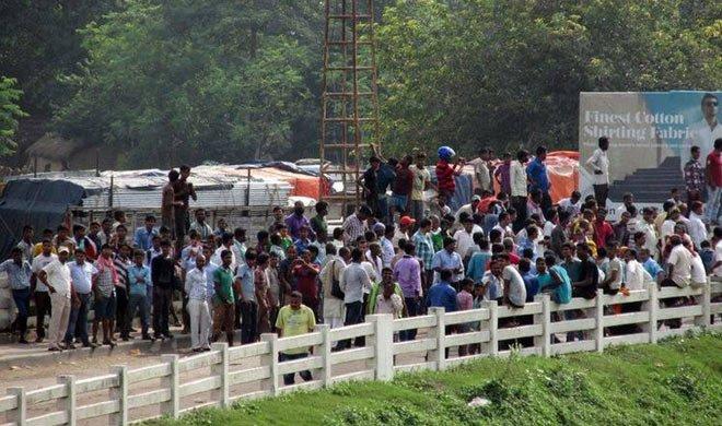 भारतीय सीमा से मधेसी...- India TV