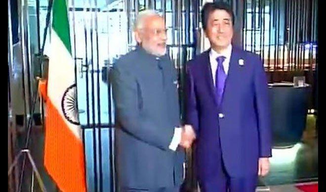 PM मोदी-शिंजो अबे की...- India TV