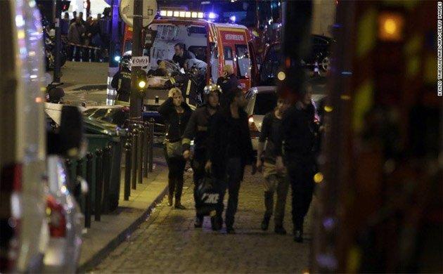 Image result for फ्रांस की राजधानी पेरिस में हुए हमले की ISIS ने ली जिम्मेदारी