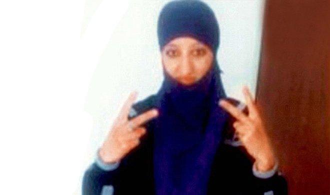 महिला आत्मघाती हमलावर...- Khabar IndiaTV