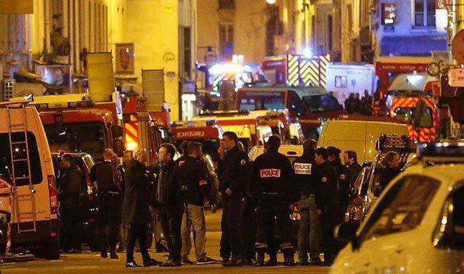 पेरिस हमलों का 1 हमलावर...- India TV